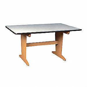 ART/PLANNING TABLE LAMINATE TOP W/OU