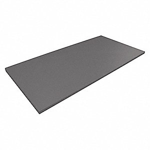 "69-15/16""L x 32-13/16""W Gray Shelf, For Use With: [Delete]"