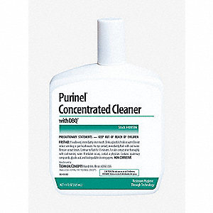 Purinel Concentrated Cleaner Refill, Clear