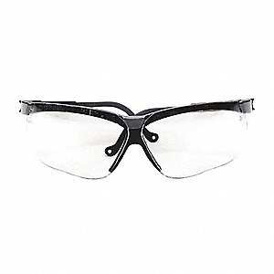 Genesis® Scratch-Resistant Safety Glasses , SCT-Reflect 50 Lens Color