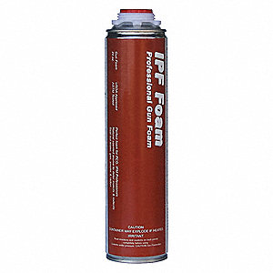 Pest Control, Insulating Spray Foam Sealant, 24 oz. Size