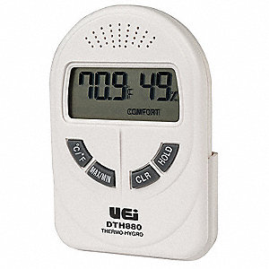 Temperature and Humidity Tester