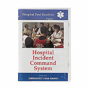 Hospital First Receiver Program DVD