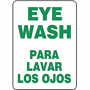 Spanish-Bilingual First Aid Sign