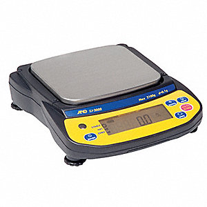 2100g Digital LCD Compact Bench Scale