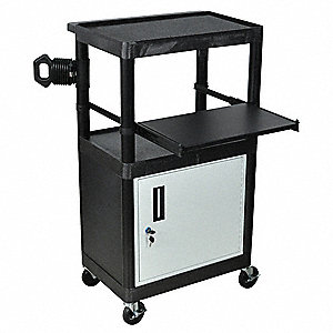 Portable Computer Workstation,Cabinet
