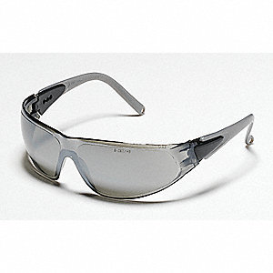 Veratti® 1000™ Scratch-Resistant Safety Glasses, Silver Mirror Lens Color