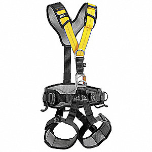 Full-Body Fall-Arrest Harness
