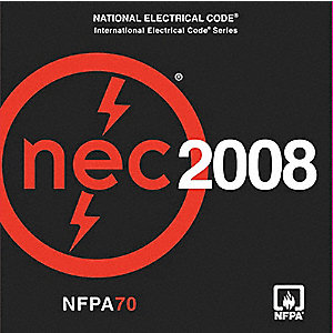 National Electrical Code,CD-ROM,2008
