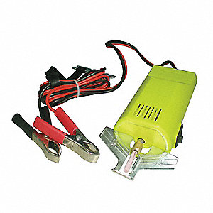 Chainsaw Chain Sharpener, For Use With 12 Volt Power Source
