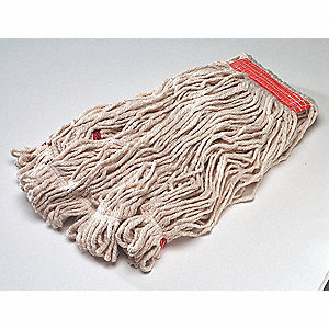 String Wet Mop,28 oz., Cotton