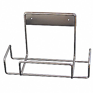 Wire Rack,Wall Mount,11-1/4 In. W