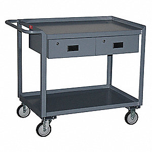 Tool Repair Cart,1400 lb.,54 In.L