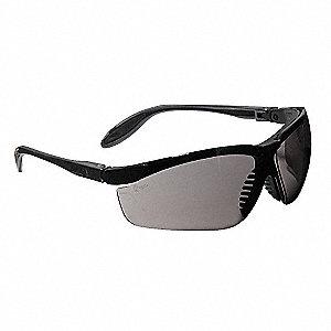 Uvex Genesis S (Slim) Anti-Fog Safety Glasses, Gray Lens Color