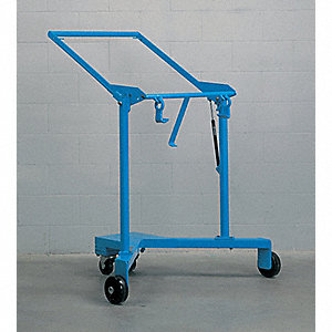 Easy Load Drum Dolly,800 lb.,55 gal.