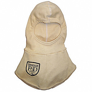 Fire Hood,Universal,13 In L,Gold,HRC 2