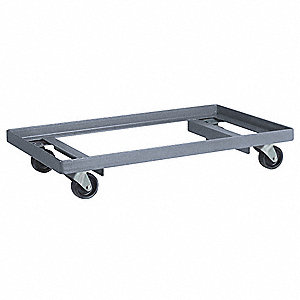 General Purpose Dolly,1000lb,36x24x5-3/4