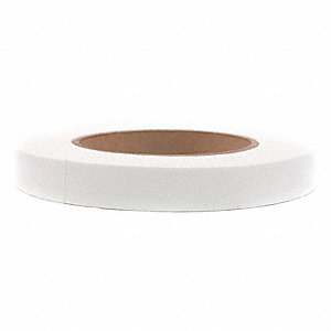 "60 yd. x 3/4"" Paper Carton Sealing Tape, White"