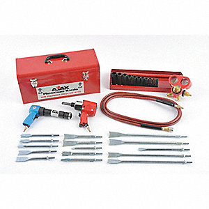 Super-Duty Rescue Kit, Blows per Minute: 1560, Stroke Length: 2-11/16""