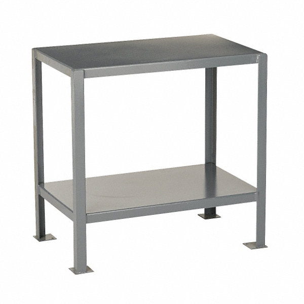 Jamco fixed height work table steel 24 depth 30 for Table th fixed width