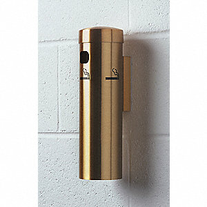 Brass Cigarette Receptacle