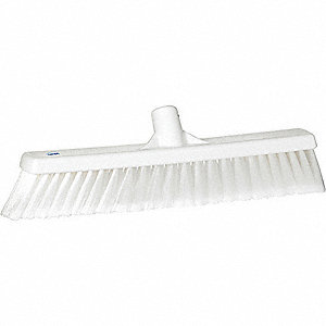 "Synthetic Broom Head, 16"" Sweep Face"
