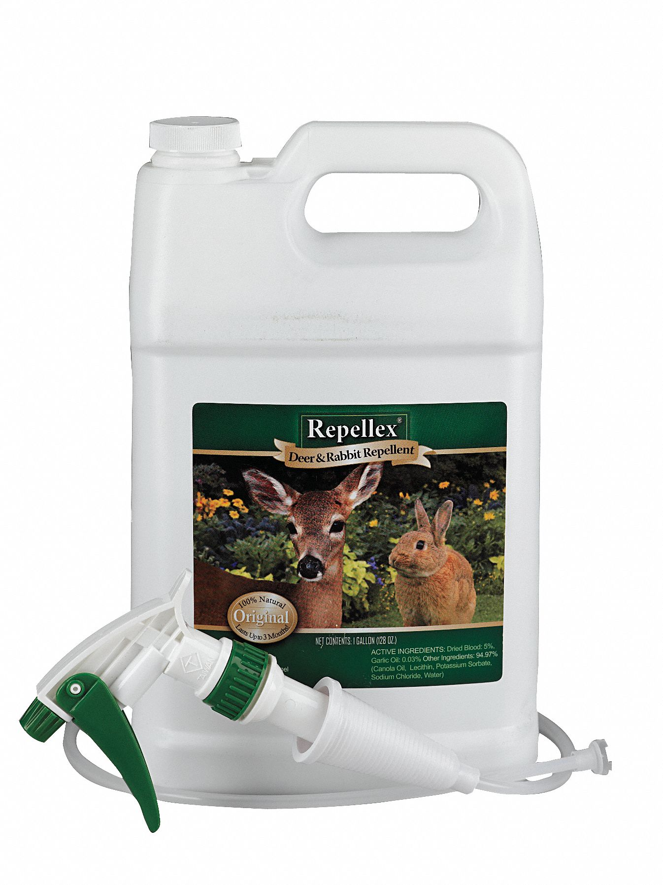 Deer/Rabbit Repellent, Used For Animal Control