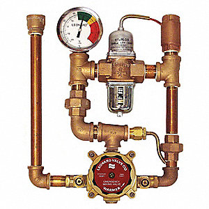 Emergency Mixing Valve