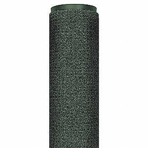 Hunter Green Decalon® Yarn, Entrance Mat, 3 ft. Width, 5 ft. Length
