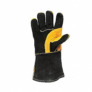 Welding Gloves,Stick,Universal,PR