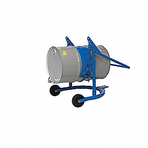 Drum Carrier,55 gal.,800 lb.,Mobile