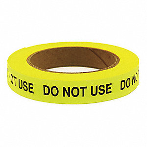 "Special Use Tape, 3/4"" x 120 ft., 1 EA"