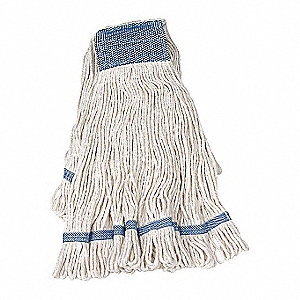 String Wet Mop,24 oz.Synthetic