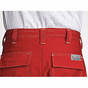 "Cotton,  Extrication Pants, Size: 2XL, Fits Waist Size 46 to 48"", 29"" Inseam"