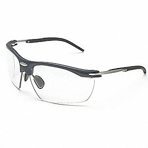 Wraparound Laser Safety Glasses with Clear Lenses