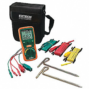 Earth Ground Tester Kit,820 Hz