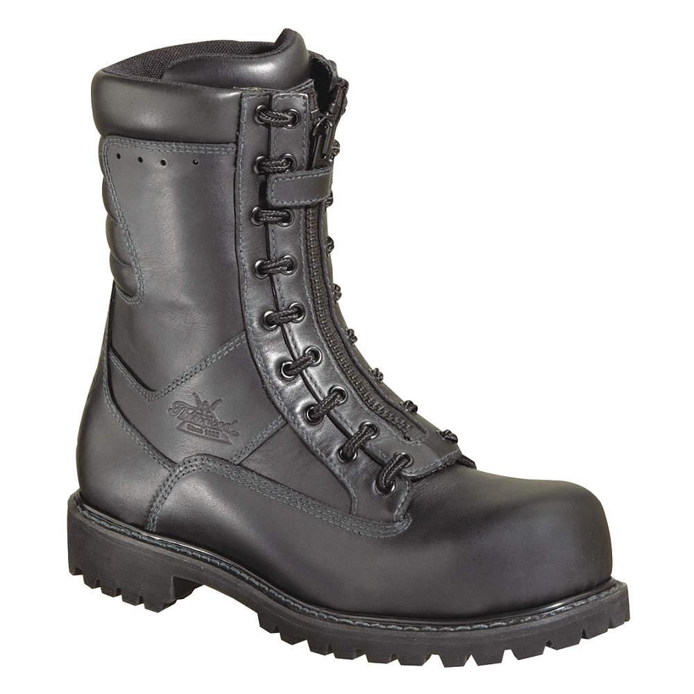 d8376c0245f Men's EMS/Wildland, Size 9-1/2, Footwear Width: M, Footwear Closure Type:  Lace In Zipper