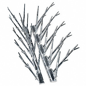 Bird Repellent Spikes, Weight: 9 lb., Used For Bird Control