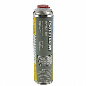 22.4 oz. Window and Door Insulating Spray Foam Sealant, Yellow
