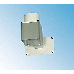 Wall-Mount Bracket,For Extractor Arms