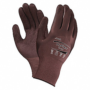 LIGHT DUTY GLOVE,WING THUMB,SIZE 9