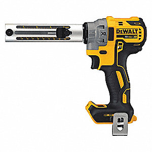 dewalt denudeur cable 20v 2 4lb s fil d nudeuses de fils et c bles sans fil blddce151b. Black Bedroom Furniture Sets. Home Design Ideas