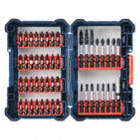 Impact Bit Socket Set,Black Oxide,48 pcs
