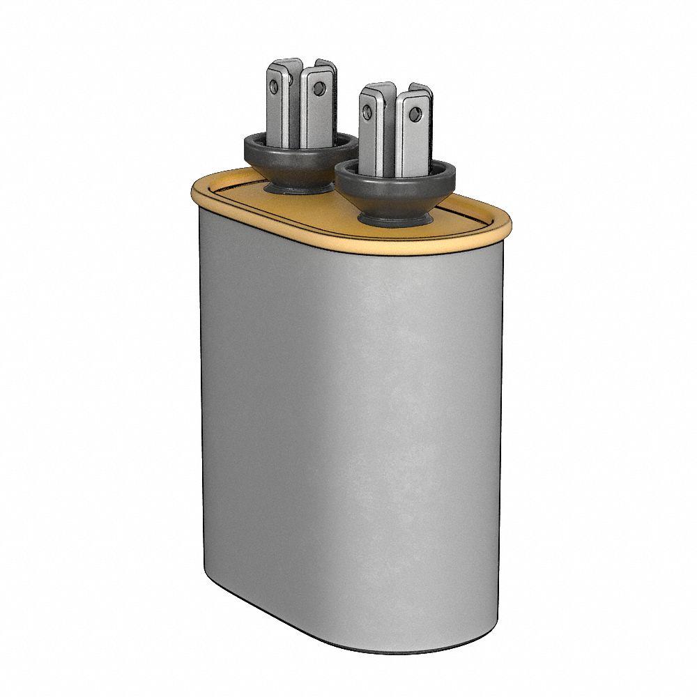 Motor Run And Start Capacitors Ac Capacitors Grainger Industrial Supply