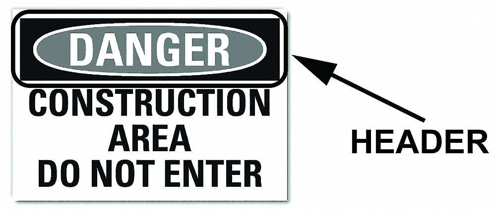 Danger, Warning and Caution Signs - Grainger Industrial Supply