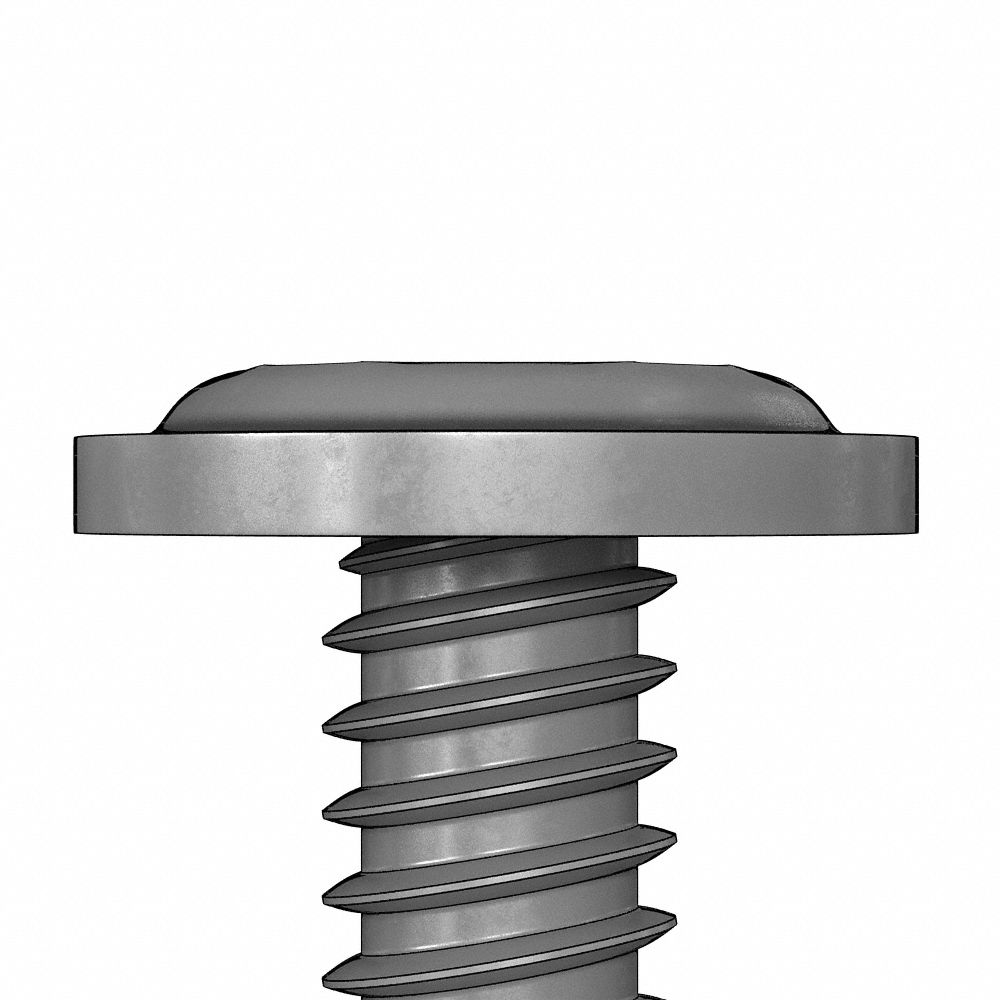 1-1//2 Length Pack of 1000 Hex Washer Head Small Parts 1424KW410 410 Stainless Steel Self-Drilling Screw Plain Finish 1//4-14 Thread Size 1//4-14 Thread Size 1-1//2 Length Pack of 1000 Hex Drive #3 Drill Point