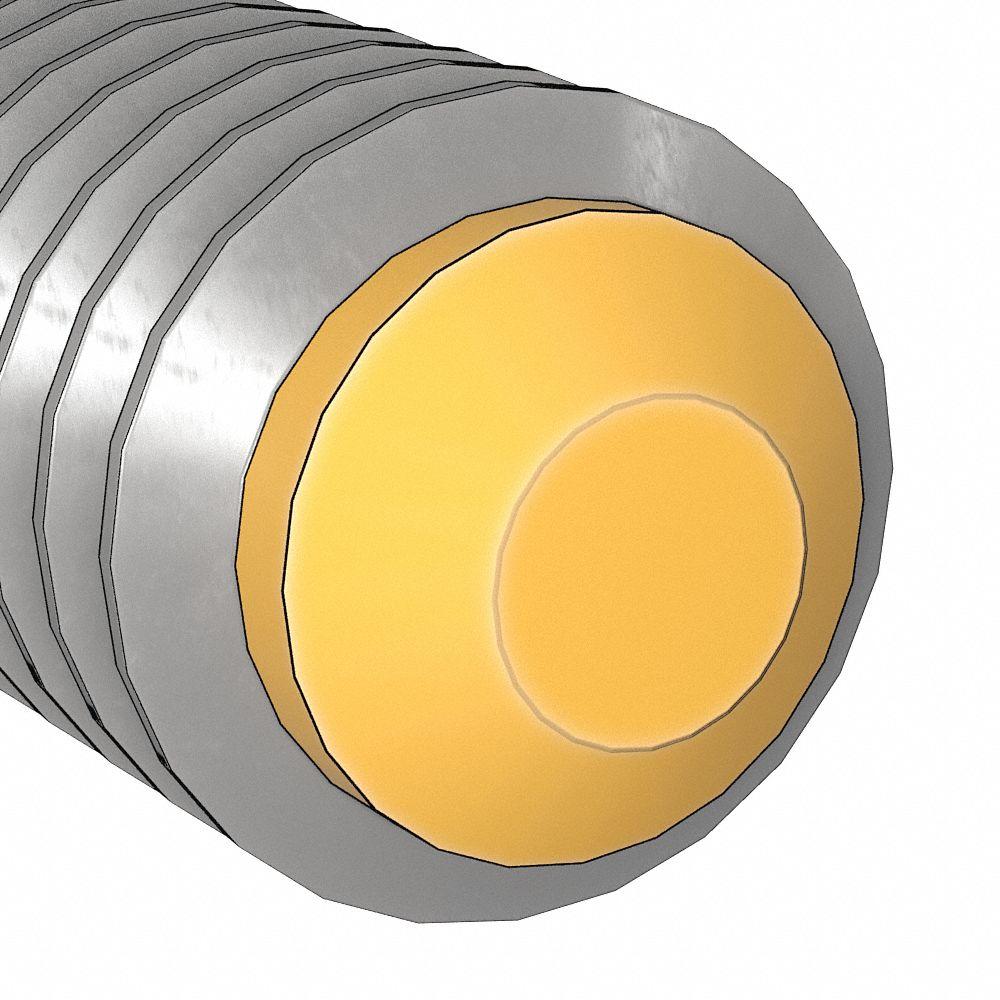 "Qty 10 Socket SET // GRUB SCREWS Cup Point Black Alloy Steel #0-80 x 1//4/"""