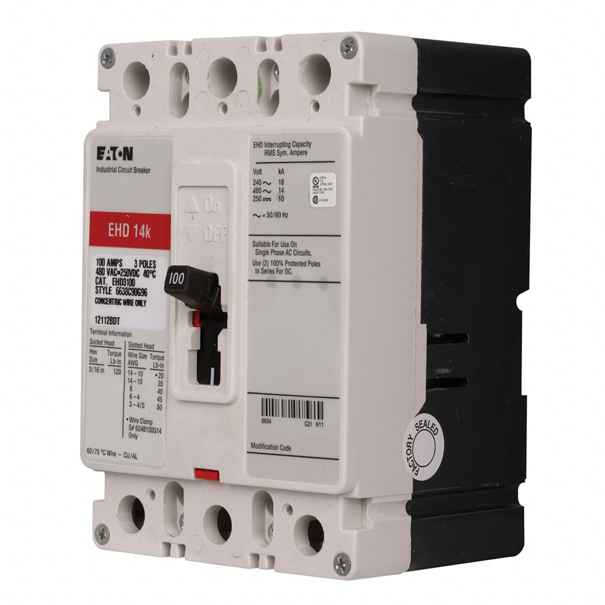 Circuit Breakers Electrical And Power Breakers Grainger Industrial Supply