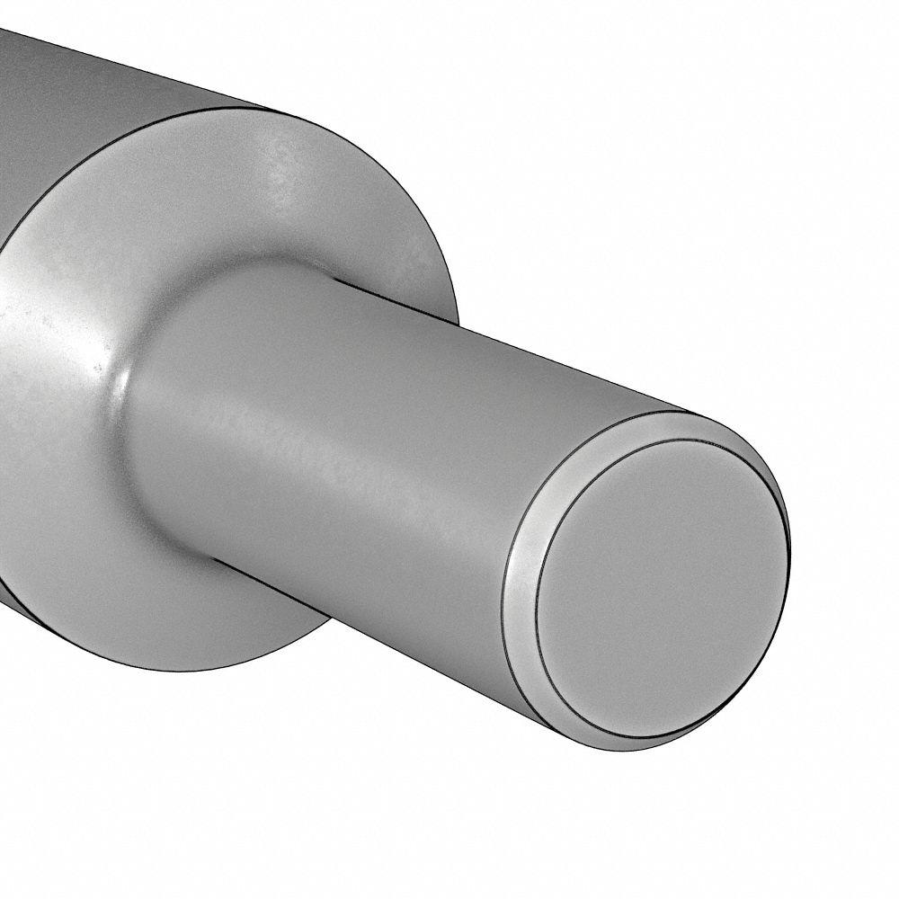 1//4 Inch 3 Flute 82 Degree Countersink 3//16 Shank High Speed Steel Qty.1