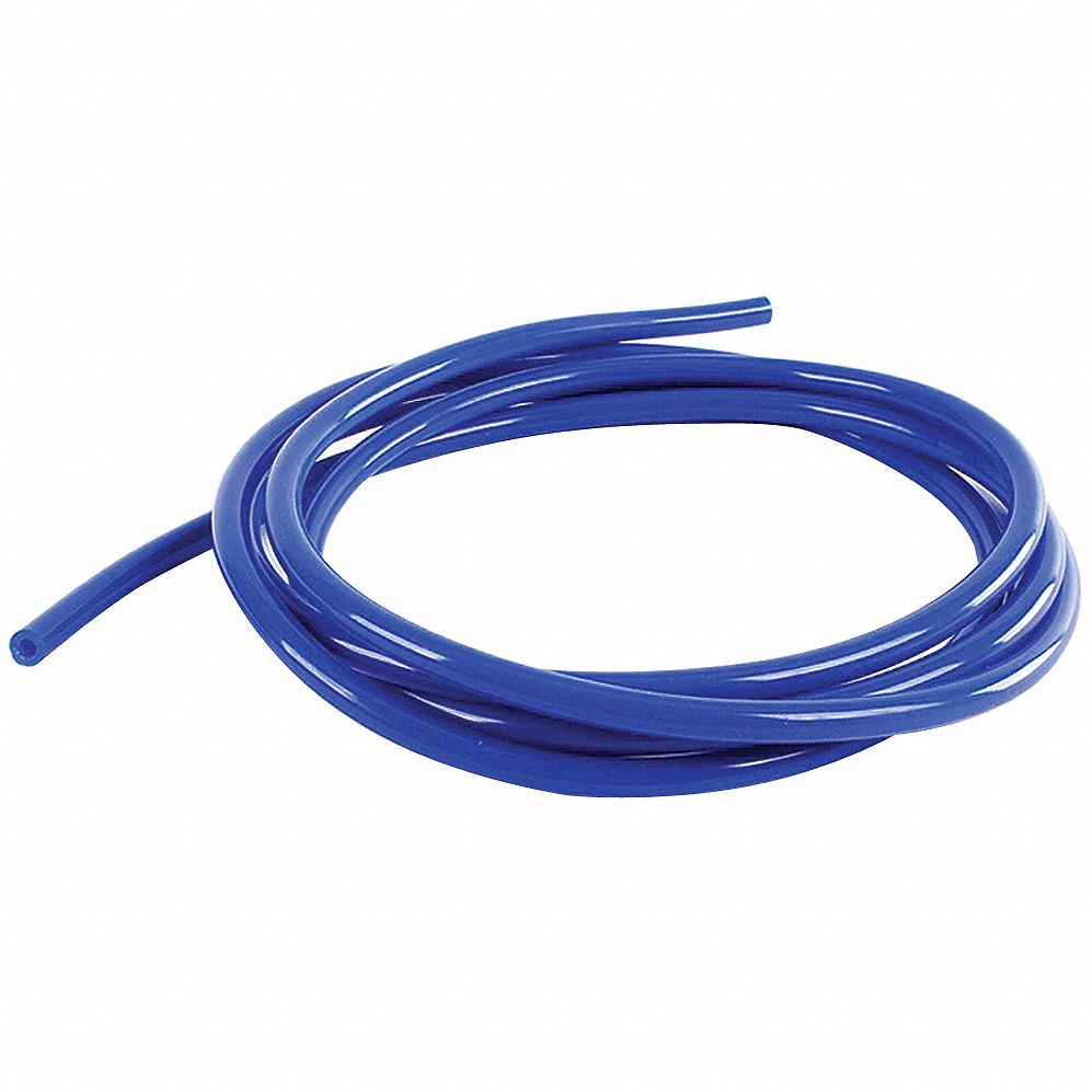 Blue FLEXTECH Silicone Heavy Duty Radiator Hose,2-1//2In,Blue C40-250 X 36